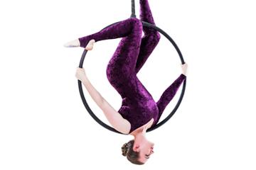 aerial hoop lessen in nijmegen