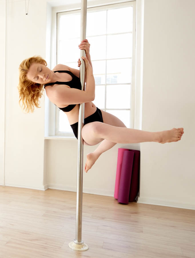 workshop pole choreo
